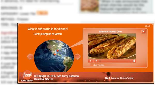 AdSense可擴充式廣告Expandable Ads
